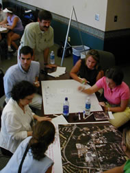 Mapping out community plans, PAPH Course, SC
